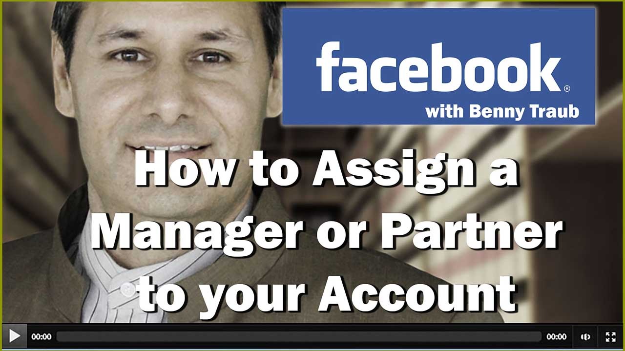 How to Delegate Facebook Management to Someone